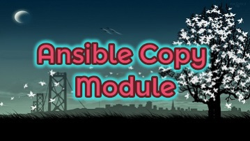 ansible copy module examples