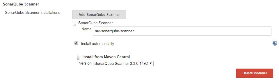 configure sonarqube in jenkins
