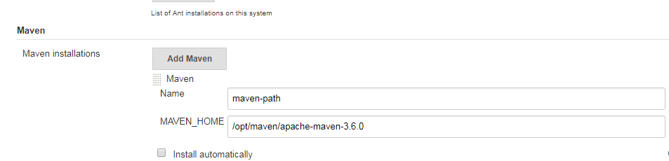 How To Configure Maven In Jenkins